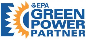 Austin College is a Green Power Partner with the EPA