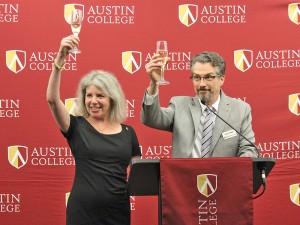 Drs. Marjorie & Larry Hass