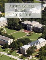 Austin College Bulletin 2014-2015