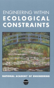 Engineering with Ecological Constraints