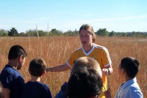 envs Lauren fieldtrip Prairie Field Trips