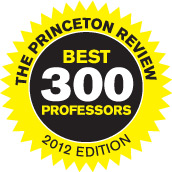 The Princeton Review - Best 300 Professors
