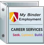 My Binder | Employment Resources