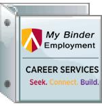 My Binder | Employment Resources