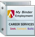 My Binder | Employment/Internship Resources