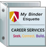 My Binder | Etiquette