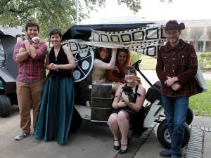 2015 Homecoming - Golf Cart Parade