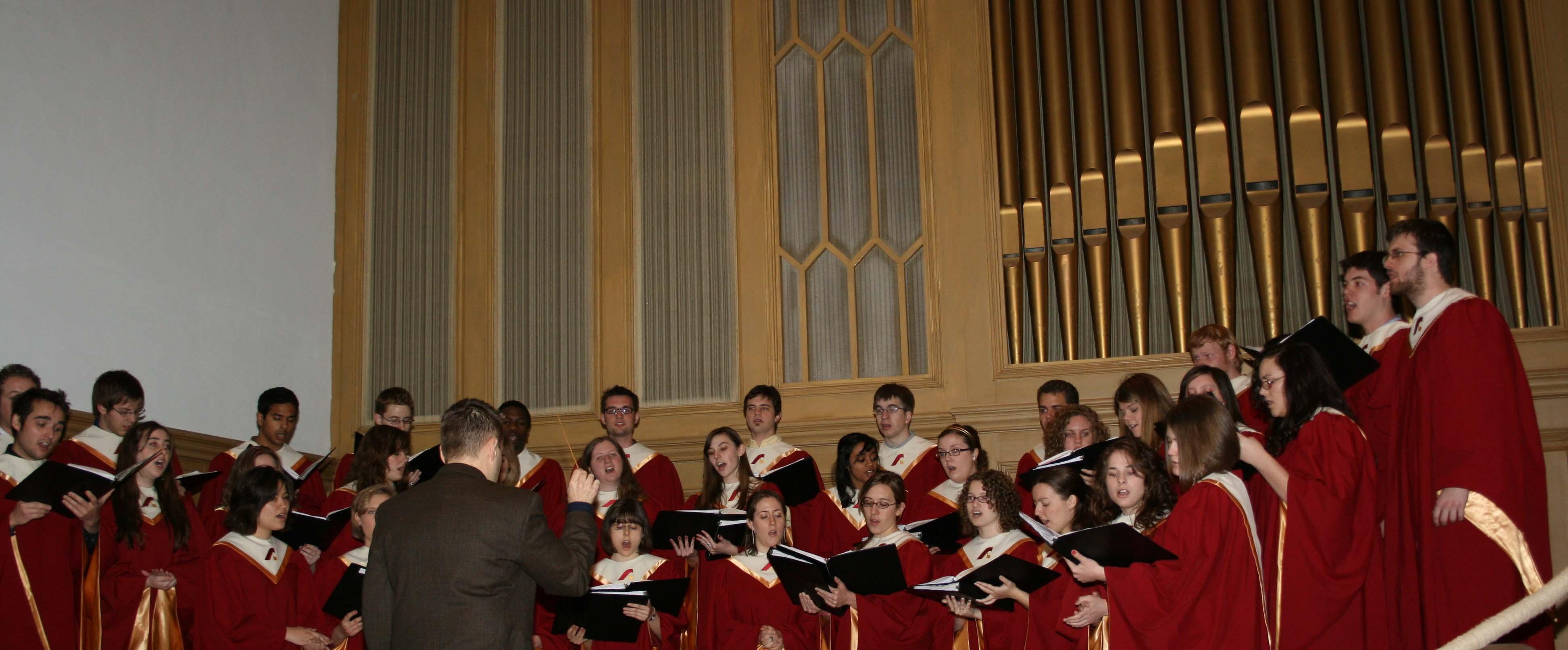Austin College A Cappella Choir