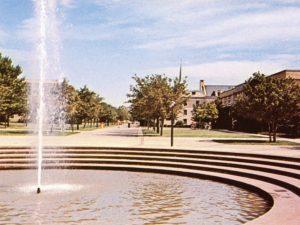 Jonsson Fountain 1972