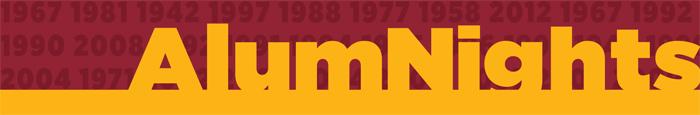 AlumNights header image