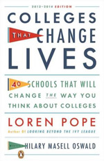 Colleges That Change Lives - 2013-2014 Edition