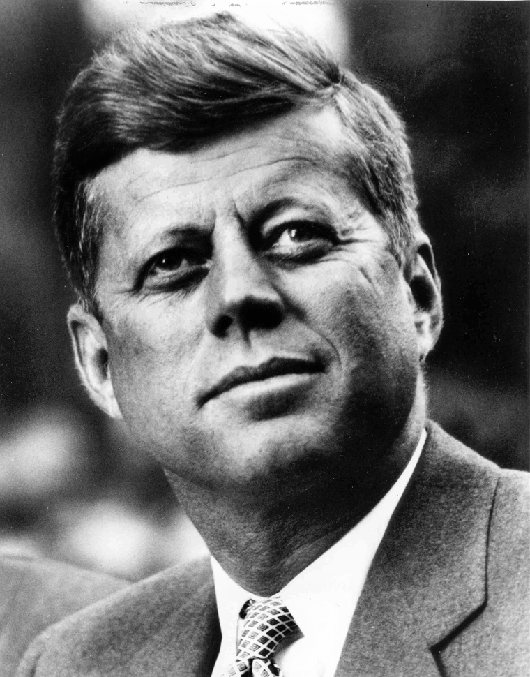 the day kennedy was shot austin college