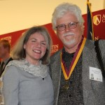 Dr. Marjorie Hass and Allen Hallmark