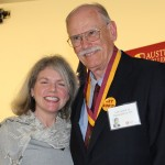 Dr. Marjorie Hass and John Landolt