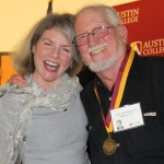 Dr. Marjorie Hass and Craig MacFarland