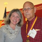 Dr. Marjorie Hass and James McLeod