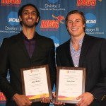 Athletics Honors Convocation 2015