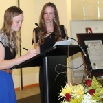 Phi Beta Kappa Induction 2015