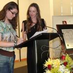 Phi Beta Kappa Induction 2015