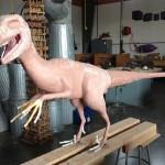 Dinosaur Reconstruction 2015