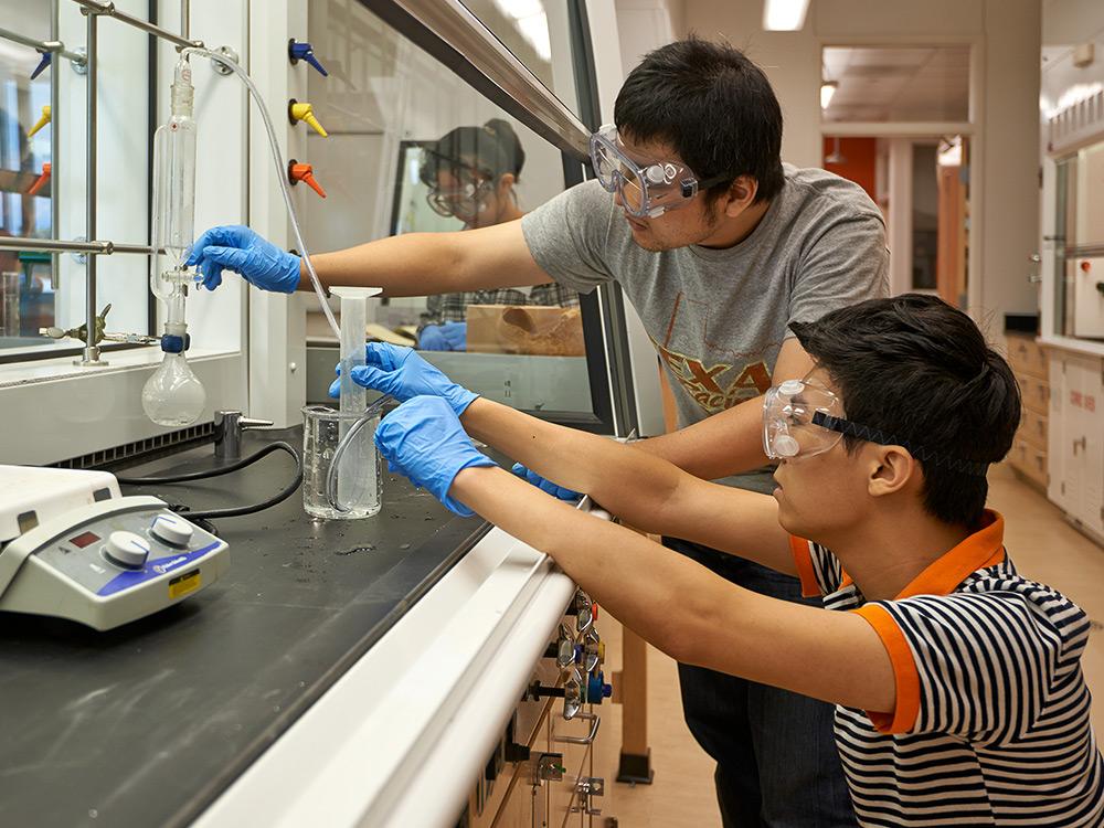 STEM Teaching & Research