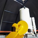 Adams Observatory Telescope