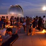 College Hosts Campus and Public Star Party