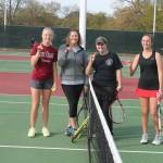 Alumni Tennis Match