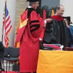 Honorary Doctorate presented to The Reverend Felipe Martinez