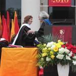 Honorary Doctorate presented to Carmen Tafolla