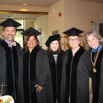 Honorary Degree Recipients at Commencement 2016