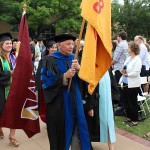 Commencement 2016 Flag Bearers