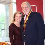 Dr. Marjorie Hass & Robert Albritton '66