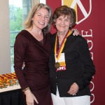 Dr. Marjorie Hass & Mary Anne Broc'66