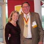 Dr. Marjorie Hass & Mickey Bonesio'66
