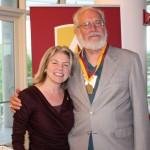 Dr. Marjorie Hass & Robert Dana'66