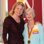 Dr. Marjorie Hass & Emily DeWees'66