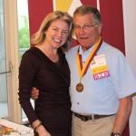 Dr. Marjorie Hass & Gilbert Anderson '66