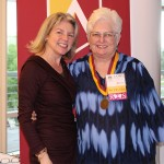 Dr. Marjorie Hass & Cathy Emrickv