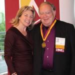 Dr. Marjorie Hass & Geoffrey Grimes'66