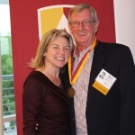 Dr. Marjorie Hass & Bill Haire'66
