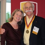 Dr. Marjorie Hass & David Fletcher'66