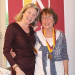 Dr. Marjorie Hass & Susan Anderson'66