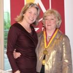 Dr. Marjorie Hass & Ann Cooper Gay'66