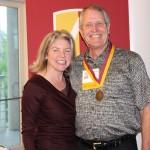 Dr. Marjorie Hass & Robert Karper'66