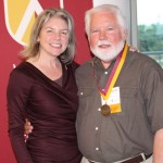 Dr. Marjorie Hass & Fred Krieg'66
