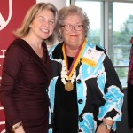 Dr. Marjorie Hass & Carolyn Loocke'66