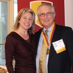 Dr. Marjorie Hass & Karl Johnso'66n