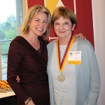 Dr. Marjorie Hass & Sara Caroline Moseley'66