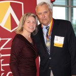 Dr. Marjorie Hass & Mike Nelson'66